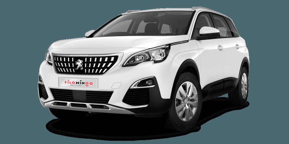 Şirket Aracın Filomingo'da – PEUGEOT 5008