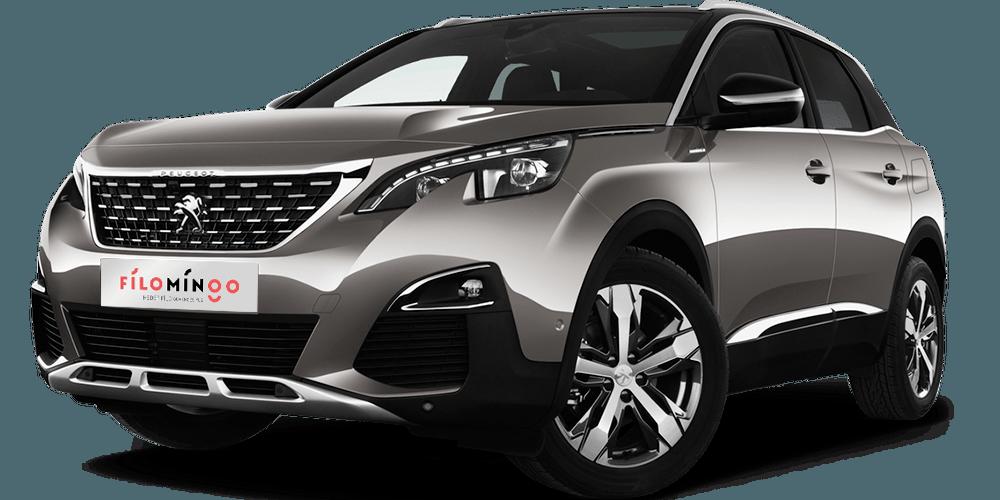 Şirket Aracın Filomingo'da – PEUGEOT 3008