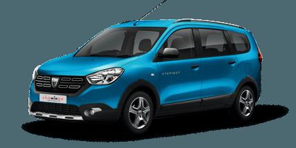 Şirket Aracın Filomingo'da – DACİA Lodgy 5kapi LAUREATE 1.5 BLUE DCI 95 BG 7 KOLTUKLU