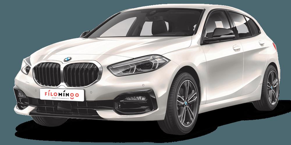 Şirket Aracın Filomingo'da – BMW 1 Serisi