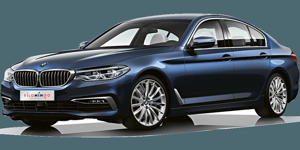 Şirket Aracın Filomingo'da – BMW 5 Serisi 1.6 520I LUXURY LINE A
