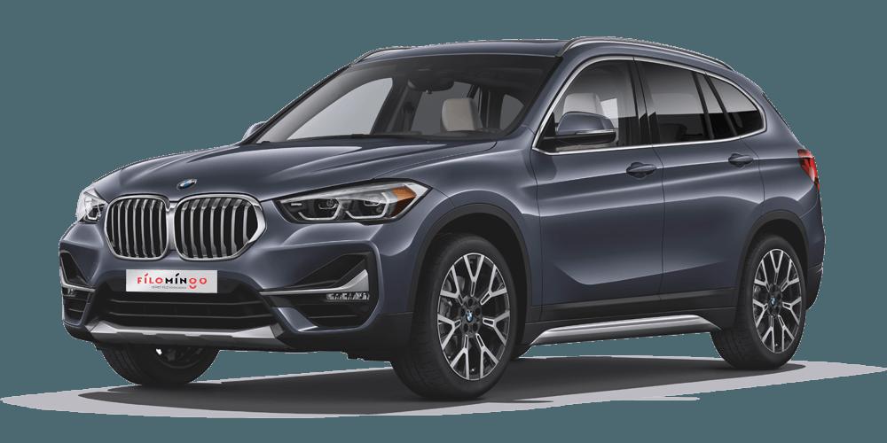 Şirket Aracın Filomingo'da – BMW X1