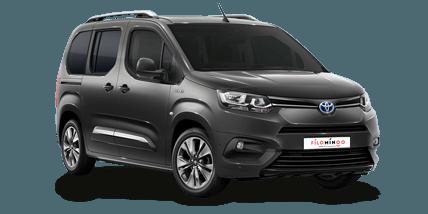 Şirket Aracın Filomingo'da – TOYOTA Proace City 1.5D 130 HP DREAM A/T
