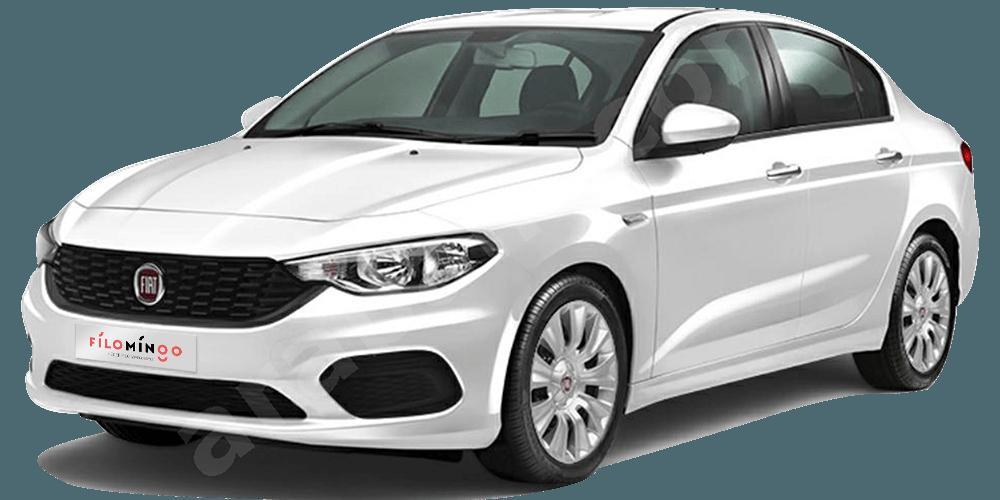 Şirket Aracın Filomingo'da – FIAT EGEA 1.4 FIRE BZ 95 HP EASY