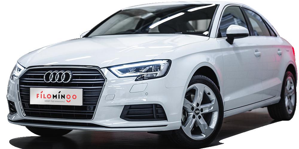 Yıllık Araç Kiralama AUDI A3 SEDAN 35 TFSI 150 HP DYNAMIC STR PI