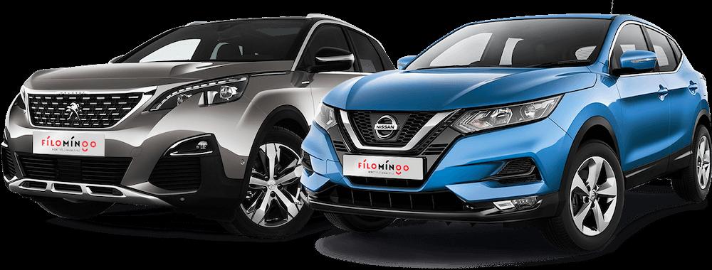Şirket Aracın Filomingo'da – SUV