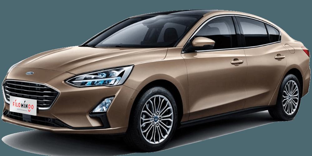 Şirket Aracın Filomingo'da – FORD FOCUS 1.5L TDCI 120PS HB TITANIUM AUTO
