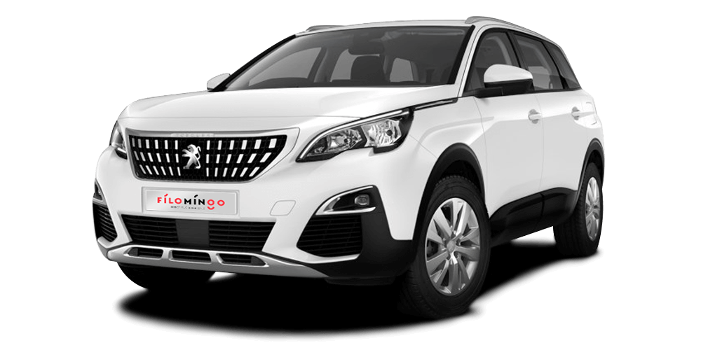 Şirket Aracın Filomingo'da – PEUGEOT 5008 ALLURE SELECTION 1.5 BLUEHDi 130HP EAT6