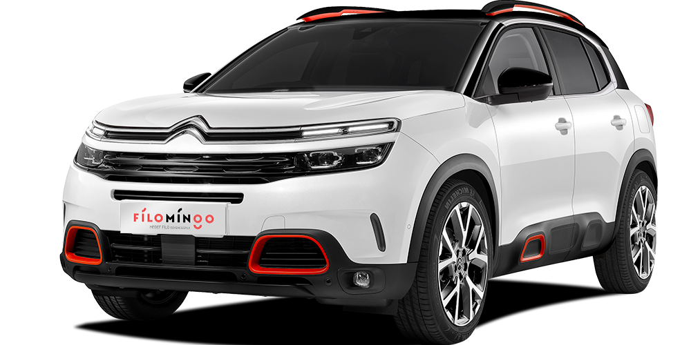 Şirket Aracın Filomingo'da – CITROEN C5 AIRCROSS FEEL 1.5 BLUEHDi 130HP S&S EAT6 EU6.2