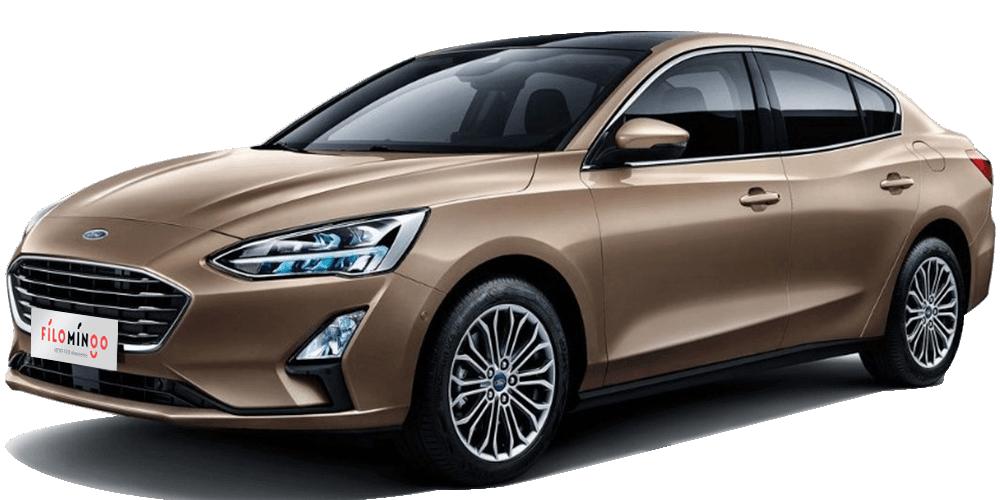 Şirket Aracın Filomingo'da – FORD FOCUS 1.5L TDCI 120PS TREND X AUTO