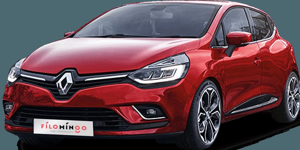 Şirket Aracın Filomingo'da – RENAULT CLIO Touch 1.3 TCe EDC 130 bg