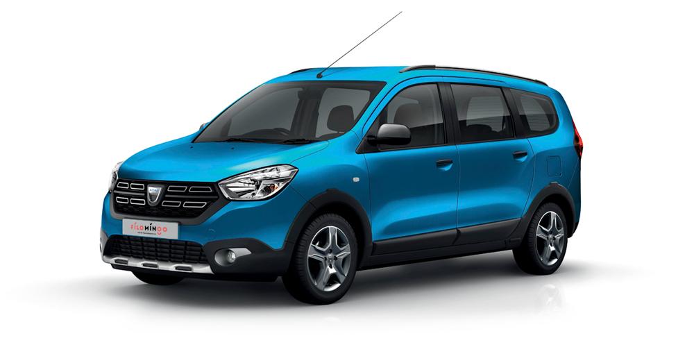 Şirket Aracın Filomingo'da – Dacia Lodgy 5kapi LAUREATE 1.5 BLUE DCI 95 BG 7 KOLTUKLU