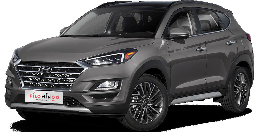Şirket Aracın Filomingo'da – HYUNDAI TUCSON 1.6 CRDI ELITE DCT 2WD