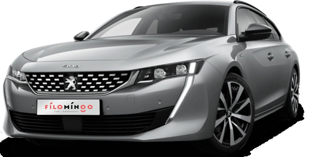 Şirket Aracın Filomingo'da – PEUGEOT 508 ALLURE 1.5 BLUEHDI 130HP EAT8