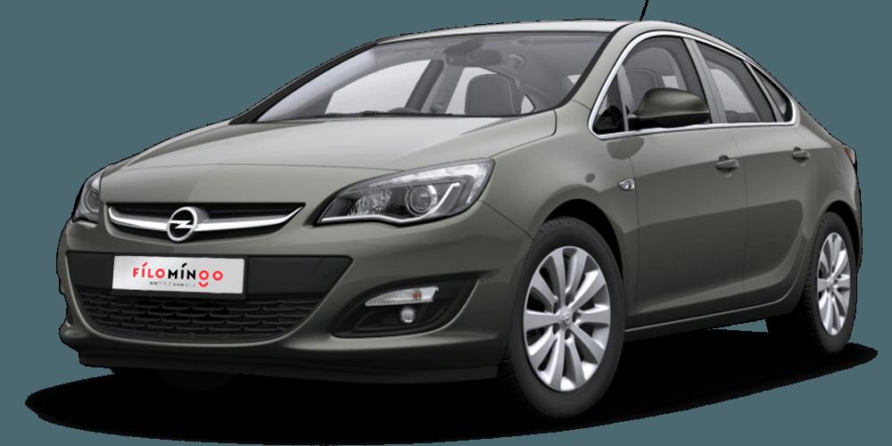 Şirket Aracın Filomingo'da – OPEL ASTRA SEDAN 1.4 140 HP EDITION PLUS AUTO