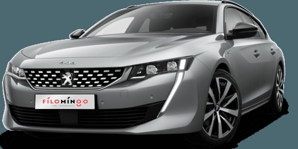 Şirket Aracın Filomingo'da – PEUGEOT 508 PRIME 1.6 PURETECH 180HP EAT8