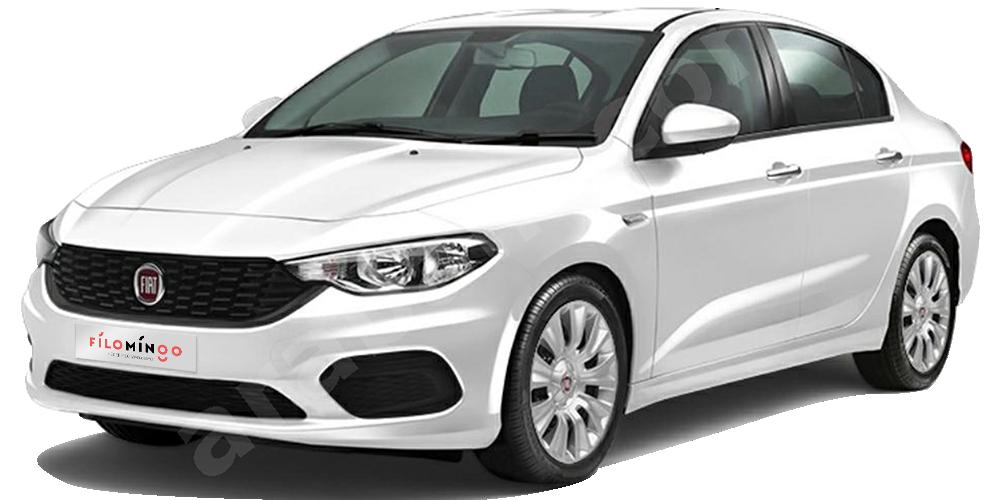 Şirket Aracın Filomingo'da – FIAT EGEA 1.6 MJET 120 HP EU6D EASY DCT