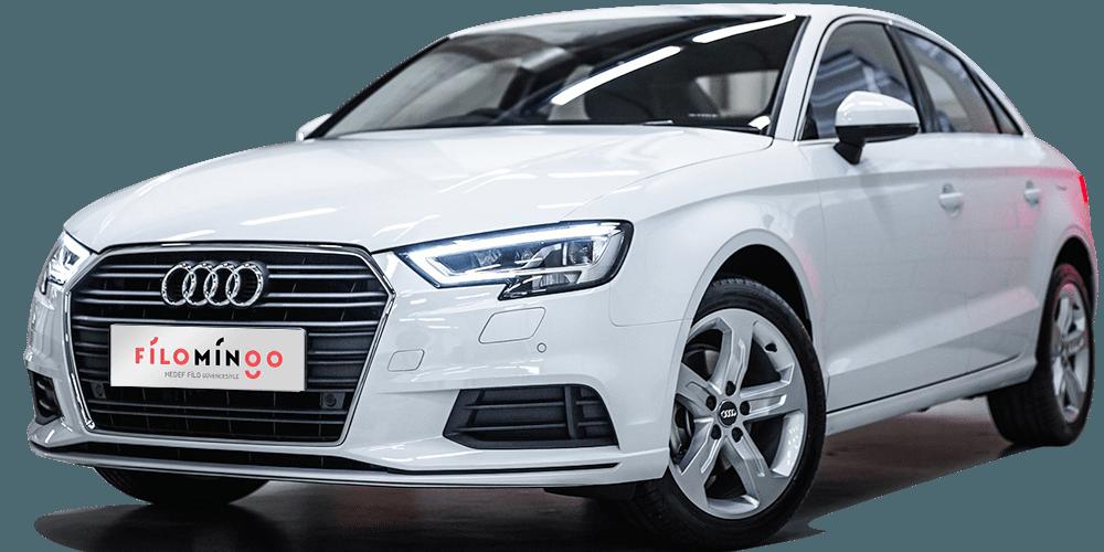 Şirket Aracın Filomingo'da – AUDI A3 SEDAN 35 TFSI 150 HP DYNAMIC STR PI