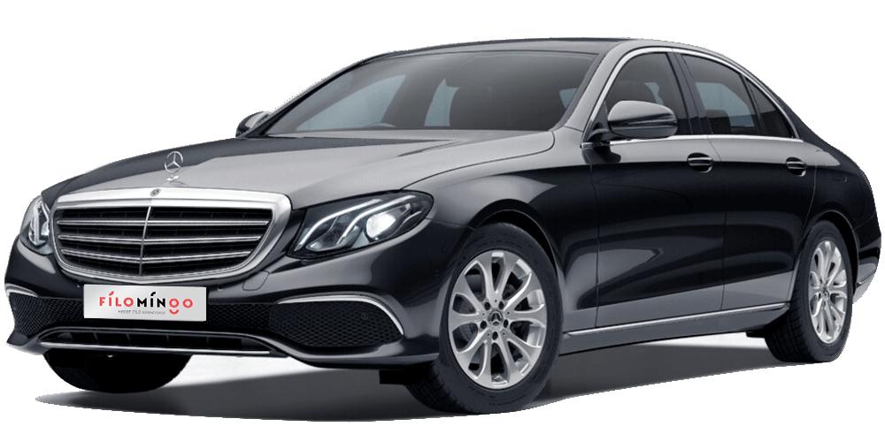 Şirket Aracın Filomingo'da – MERCEDES-BENZ E-SERISI 1.6 E 200 D EXCLUSIVE AUTO